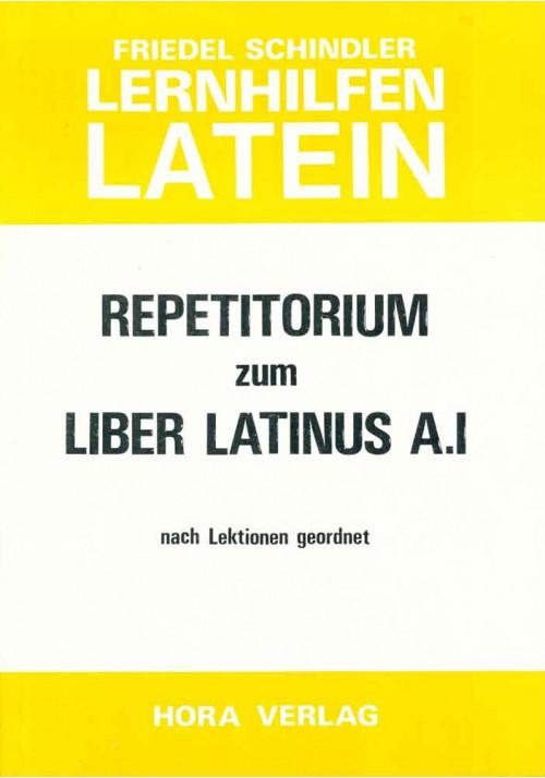 Repetitorium zum Liber Latinus A.1