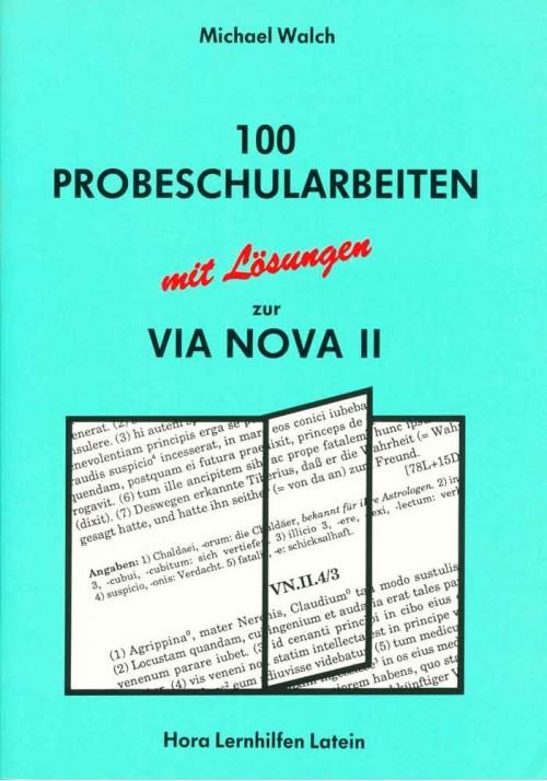 Latein Probeschularbeiten