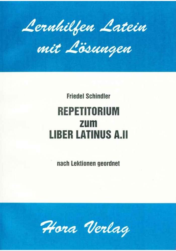 Repetitorium zum Liber Latinus A.2