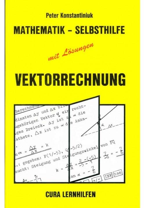 Mathematik Selbsthilfe Vektorrechnung