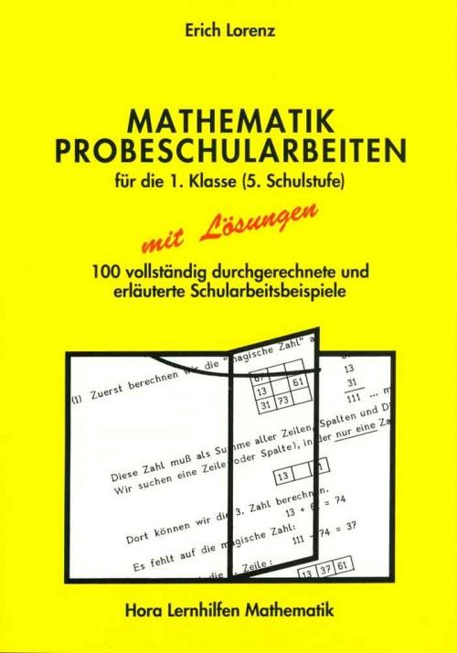 Mathematik Probeschularbeiten