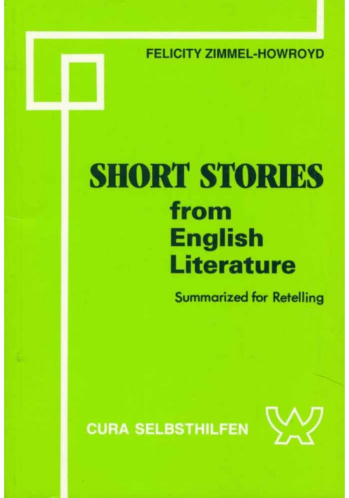 Short Stories from English Literature