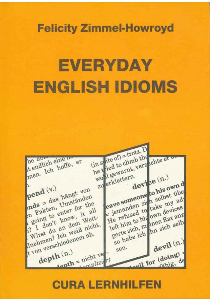 Everyday English Idioms