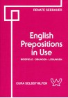 English Prepositions in Use