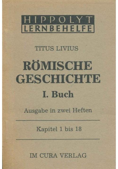 Livius Römische Geschichte 1a