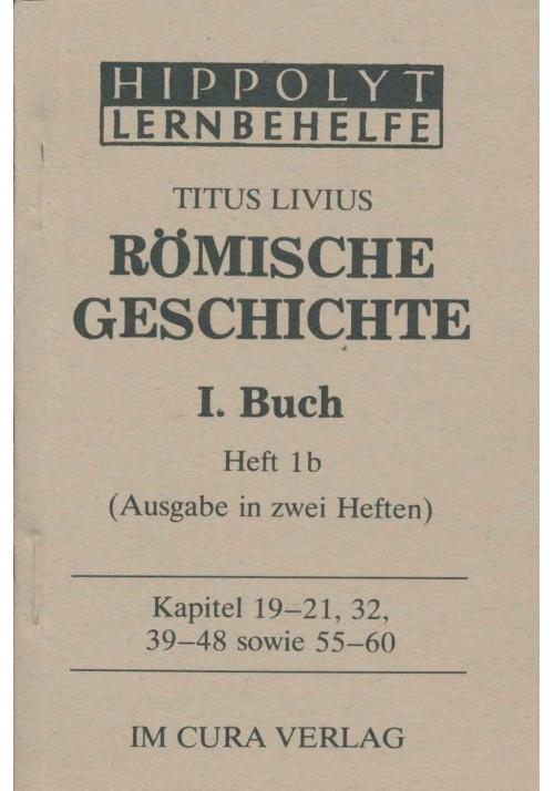 Livius Römische Geschichte 1b