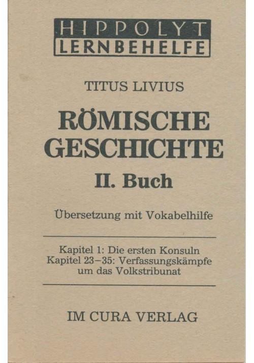 Livius Römische Geschichte 2