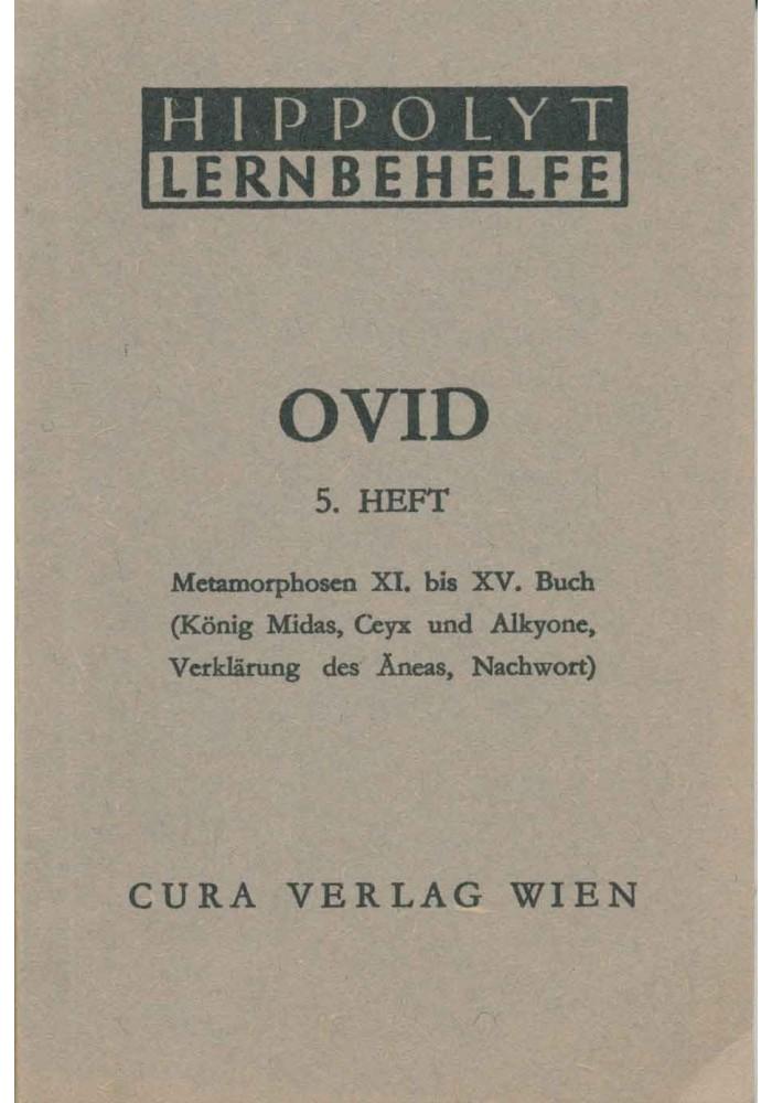 Ovid Metamorphosen 11 - 15
