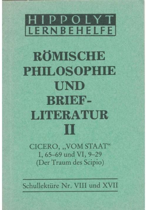 Römische Philosophie und Literatur 2