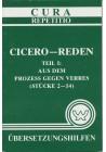 Cicero-Reden, Teil 1