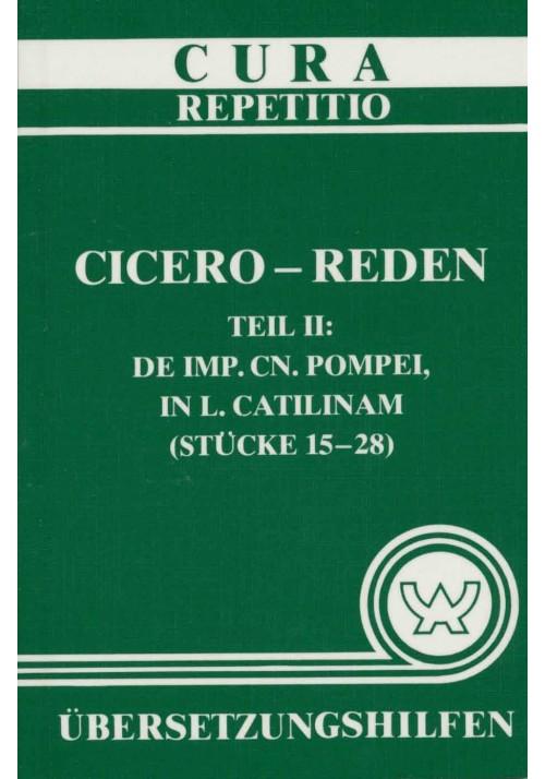 Cicero-Reden, Teil 2
