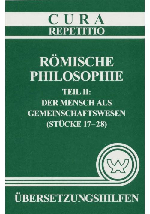 Römische Philosophie, Teil 2
