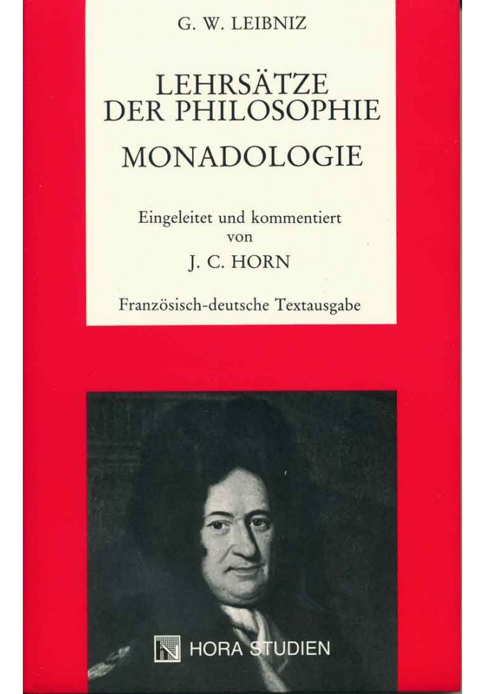 Leibnitz-Philosophie-Monadologie