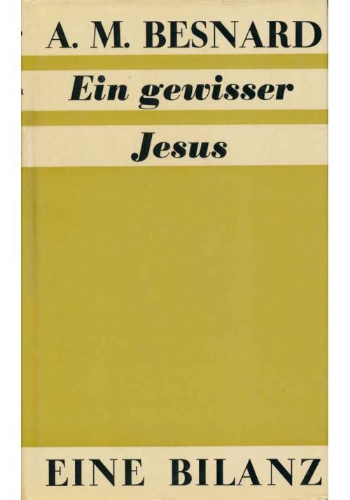 Ein gewisser Jesus